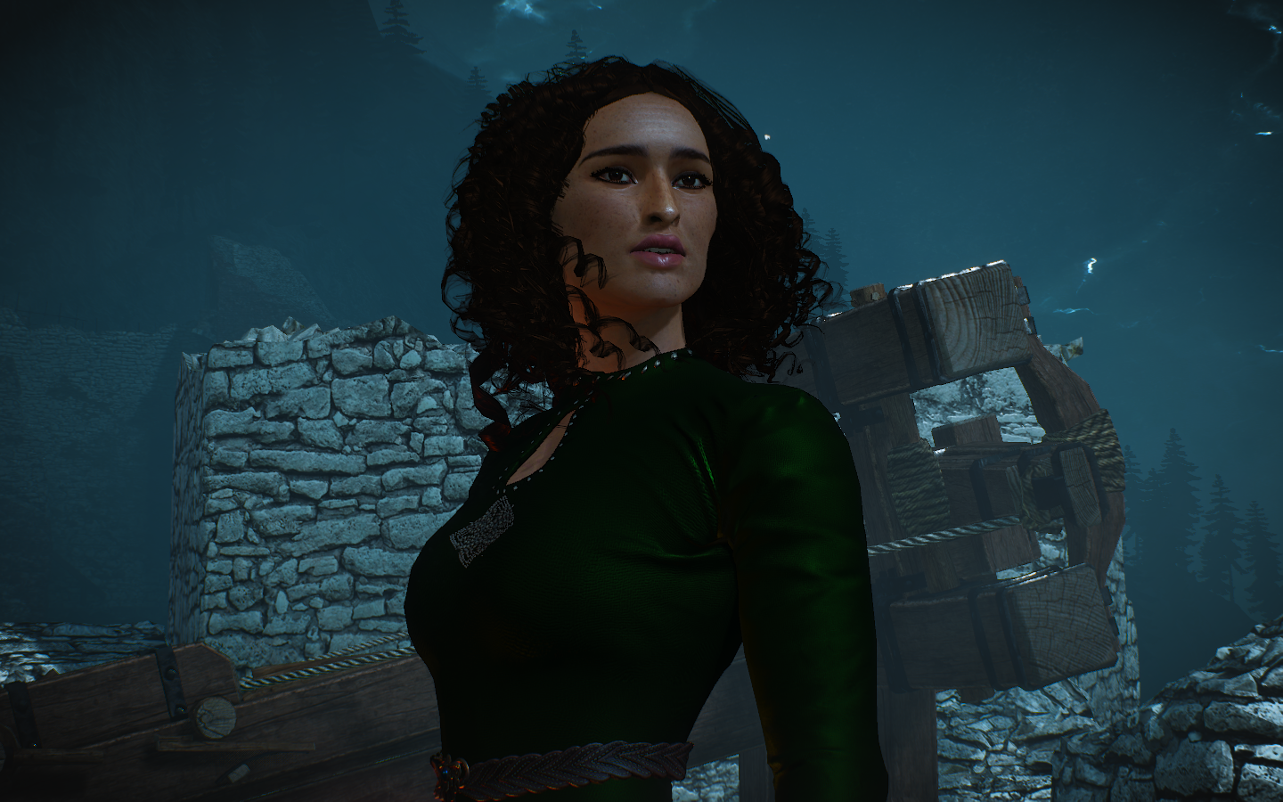 Play With Triss And Yennefer Of The Series On Netflix Thanks To A Mod D1softballnews Com